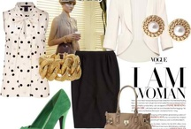 Wardrobe *MakeOver* . / Easy Professional ~ Casual Business ~ basic's plus seasonal. / by Necia Shelton