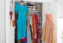How to clean out you Closet & feel good about it later.  No Regrets