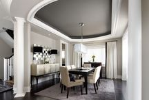 Dining room makeover / Classic elegance transitional