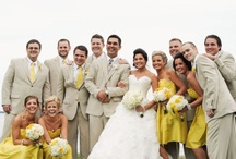 Inspiracie - Zlta letna svadba/ Inspiration - Yellow summer wedding