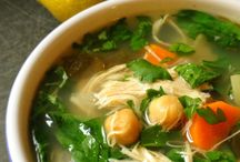Best Soups / Soups for all seasons