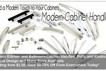 Cabinet Hardware / Discounted cabinet hardware at eModernDecor.com.  We specialize in various cabinet hardware, including cabinet handles, pulls, knobs, side-mount or under-mount drawer slides, cabinet door hinges, glass standoffs and much more!  You can always find something for your remodeling project here.