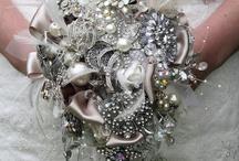Wedding - Brooch bouquet