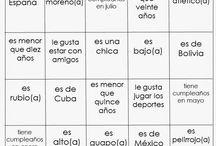 ACTIVIDADES ESPAÑOL