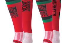 RWC 2015 / Proud of your rugby playing nation? Looking for a stylish and practical gift for a rugby loving friend or family member? Look no further than our range of ladies' and men's Rugby World Cup 2015 socks.