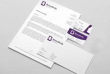 Porfolio Heuga Design / The graphic and web design portfolio of Heuga Design