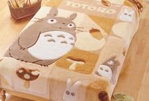 Totoro & i suoi vicini ♥♡♥