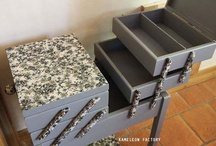 Restauration meubles et objets