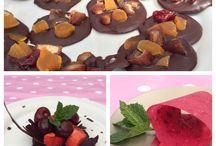 Kookhoek van Jikke en Djoeke / Zo gezond mogelijk snoepen zonder geraffineerde suikers, tarwe, noten, pinda, soya en rommel!