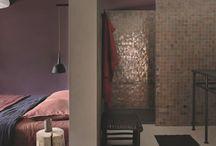 Amenager chambre avec douche