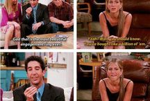 Everything in life you learn from FRIENDS