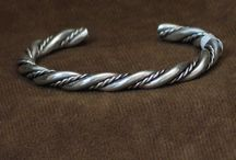Twisted Wire Jewelry / by Beth Millner Jewelry