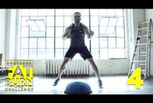 Body rock fat burn challenge