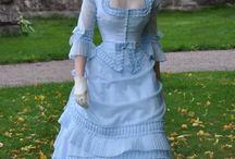 Regency Dresses 1874