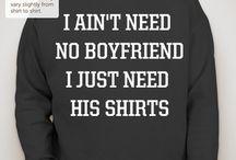 My Boyfriend Collection