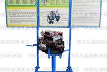 Trainer Cutting Engine Toyota Kijang 5K / Trainer Cutting Engine Toyota Kijang 5K