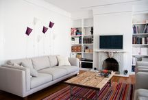 New  Living Room / by Clair Berry
