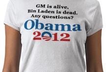 Political Slogans / by Juneau Smog