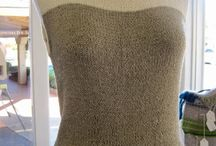 knitting sleeveless