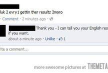 hahahahahaha!  / by Amanda Kuenzle