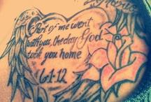 Tattoos / by Brittany Lykins