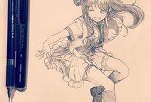 pen touch