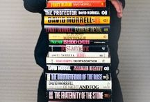 Favourite Author / David Morrell is an excellent Author if you're looking for something to read