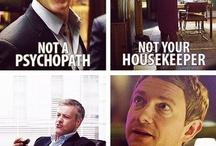Sherlock xo