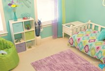 Craft Room Re-Do! / Color scheme & storage ideas for the Craft Room / by Chris McNeal