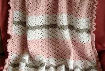 Crochet Baby:  Blankets & Cocoons / by Joan Nicholes