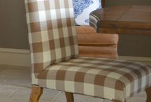 Reupholster / by MyLove2Create