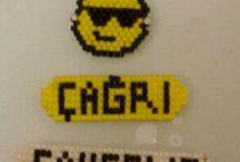 Emoji ve isimler