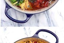 One pot wonder tomato & basil pasta