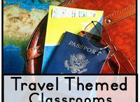 Geography classroom ideas