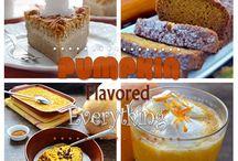 ⁂ Pumpkin Everything