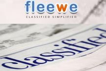 Indian Classified Ads / Fleewe is one of the biggest online portals for free online classified and listings. It makes the whole online buying/ selling process much simpler.