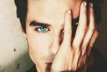Ian Somerhalder | Damon Salvatore <3