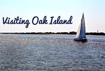 Oak island / by Christy Poarch
