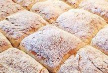 bröd frukost bullar