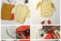 Diy Duck Costume
