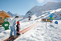 WINTER Family Friendly Activities / In Val d'Anniviers, the options for winter family friendly activities are endless. There's something for everyone at any age!