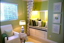 Guest room upstairs / by Libby Johnson