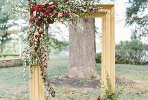 Photo booth and decor