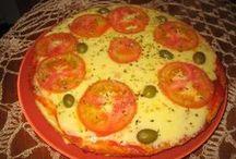 pizza microondas