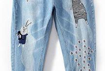 Люблю джинс!!!!!!