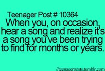 *Teenager posts*