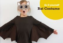 Homemade Kids Costumes / Here you will find a variety of homemade costumes for kids... for everything from pretend play to Halloween!