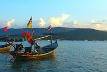 Boats of Samui