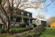 Bed and Breakfasts in Shenandoah County / Learn more about the beautiful and comfortable bed and breakfasts (B&B's) in the beautiful county of Shenandoah Virginia