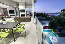 Outdoor Living / Alfresco / A collection of outdoor living / alfresco ideas from Luxus Homes